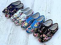 Кроссовки женские 6 пар в ящике бирюзового цвета 36-41, фото 3
