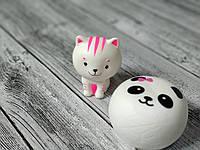 Анти-стрессовая игрушка «Сквиши-котик»! Акция