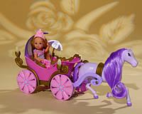 Оригинал. Кукла Evi в карете с лошадкой Simba 5735754