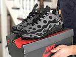 Мужские кроссовки Nike Air Max 720 ISPA (серо-черные) 9043, фото 4