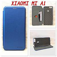 Чехол-книжка G-Case для Xiaomi Mi A1 (Синий)