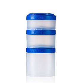 Контейнер спортивный BlenderBottle Expansion Pak Clear-Blue, Original SKL24-145194