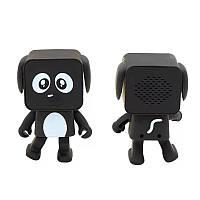 Мобильная колонка Bluetooth танцующая собака робот. Танцующая Собака DOG! Акция