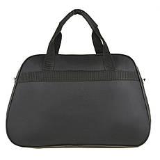 Хозяйственная сумка Wallaby 39х28х12 ткань полиестер на ПВХ основе вставка из гобелена в 270312, фото 3