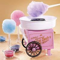 Аппарат для приготовления сладкой сахарной ваты Cotton Candy Maker Большой! Акция