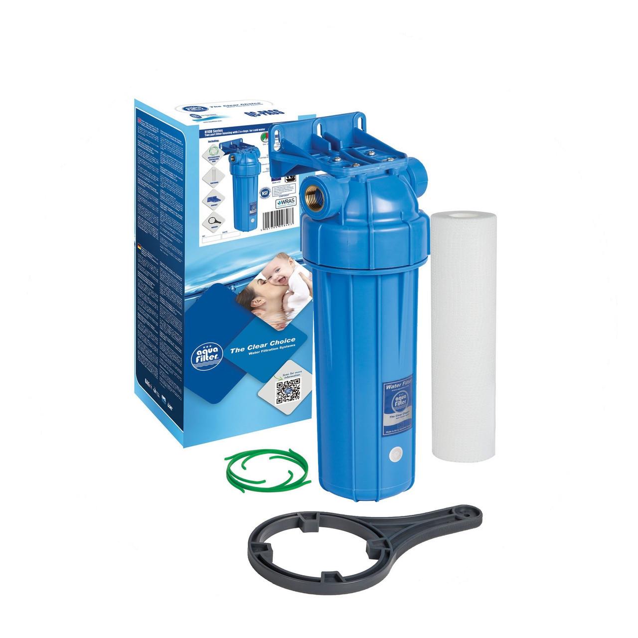 Корпус фильтра для холодной воды AquaFilter FHPRN1-B1-AQ