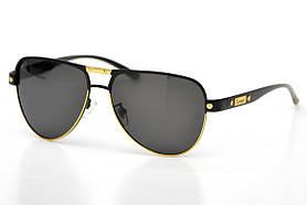 Мужские брендовые очки Cartier с поляризацией 0690bg SKL26-146418