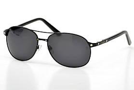 Мужские брендовые очки Cartier с поляризацией 8200587b SKL26-146422