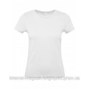 Жіноча футболка ТМ B&C біла