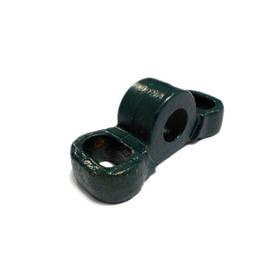 Крепление металлическое коромысла МКШ жатки (H86917), JD900