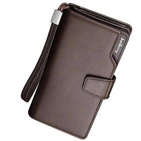 Мужской клатч Baellerry Business коричневый SKL11-141213