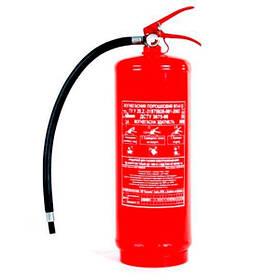 Огнетушитель порошковый ВП-6
