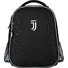 Рюкзак школьный каркасный Kite Education JV20-531M FC Juventus, фото 2