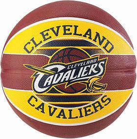 Мяч баскетбольный Spalding Nba Team Cleveland Cavs Size 7 SKL41-227407