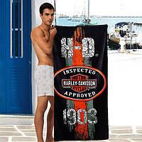 Стильное мужское полотенце - №5844
