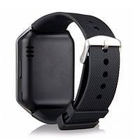 Умные смарт часы Smart Watch DZ09 мужские часы черные! Акция