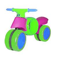 Велобег Кольцо розовый Kinderway (KW-11-004)