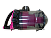 Контейнерний пилосос GRANT GT-1605 3000 Watt без мішка рожевий, фото 7