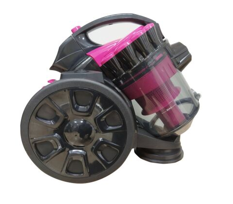 Контейнерний пилосос GRANT GT-1605 3000 Watt без мішка рожевий