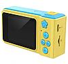 Дитячий цифровий фотоапарат Smart Kids Camera V7 синій   Дитяча цифрова камера, фото 2