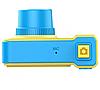 Дитячий цифровий фотоапарат Smart Kids Camera V7 синій   Дитяча цифрова камера, фото 5