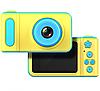 Дитячий цифровий фотоапарат Smart Kids Camera V7 синій   Дитяча цифрова камера, фото 6