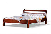 Односпальная Кровать деревянная Монреаль 1,2ольха, фото 1