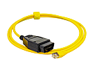 BMW ENET (Ethernet к OBD) адаптер E-SYS ICOM кодирования для BMW серии F ENET кабель для BMW. 5 штук CD, фото 3