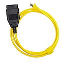 BMW ENET (Ethernet к OBD) адаптер E-SYS ICOM кодирования для BMW серии F ENET кабель для BMW. 5 штук CD, фото 5