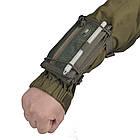 M-Tac планшет наручный с утяжкой Olive, фото 5
