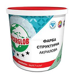 Фарба Структурна акрилова Anserglob 14 кг