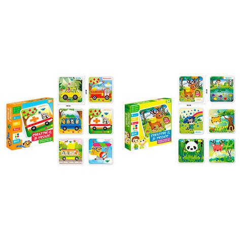 Детская мозаика 8916-6-7 , фото 2
