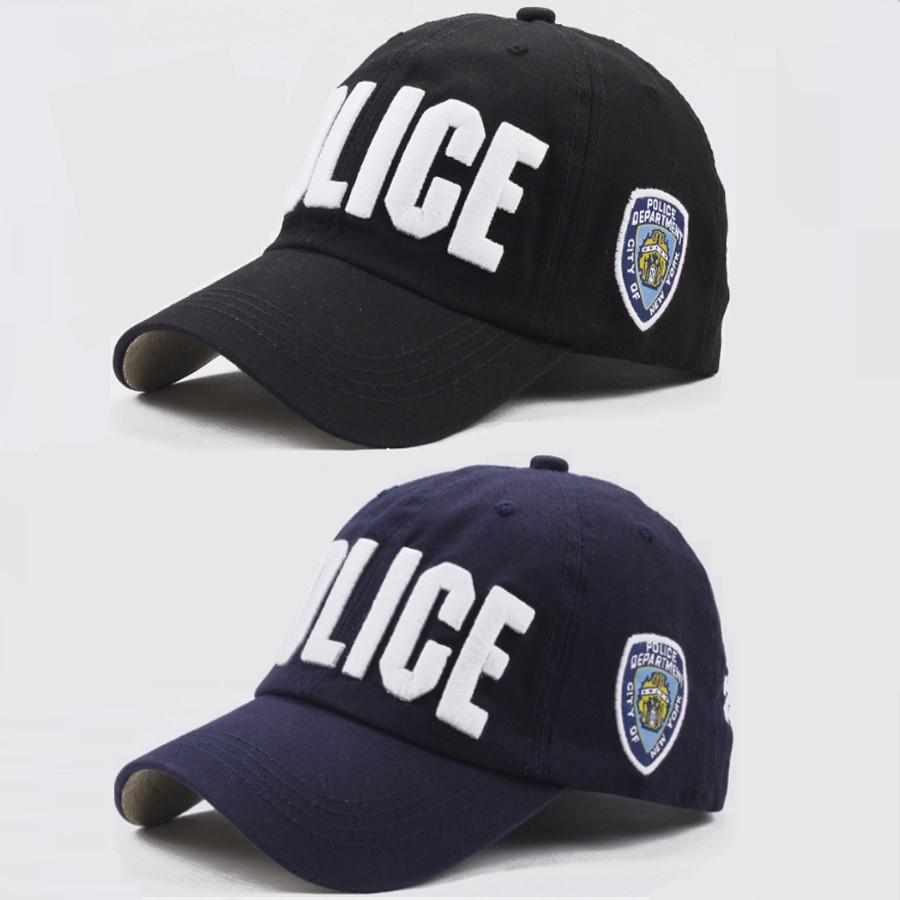 Кепка бейсболка Police (Поліція) 2, Унісекс