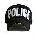 Кепка бейсболка Police (Поліція) 2, Унісекс, фото 4