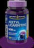 Nature's Reward Acetyl L-Carnitine 500 mg 100 caps