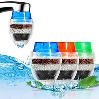 Фильтр для воды Faucet Water Filter | Очиститель проточной воды насадка на кран, фото 1