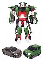Игрушка робот - трансформер мини ТОБОТ X&Y 2 в 1