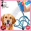 Перчатка для мойки животных Pet washer   Щетка душ для собак, кошек