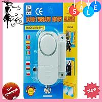 Дверная и оконная сигнализация (door/window entry alarm) RL-9805 | Беспроводная сигнализация