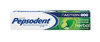 СРОК до 11.2019 Зубная паста Pepsodent ACTION123 HERBAL 123 травы 120г