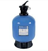 Песочный фильтр для бассейна Pentair Tagelus II ClearPro TA 40, 480 мм, 8,5 м3/ч с верхним 6-позиц. клапаном