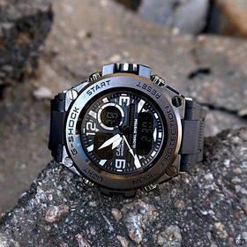 Часы Casio Часы G-Shock GLG-1000 All Black SKL39-225521