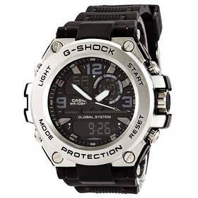 Часы Casio Часы G-Shock GLG-1000 Black-Silver-Black SKL39-225310