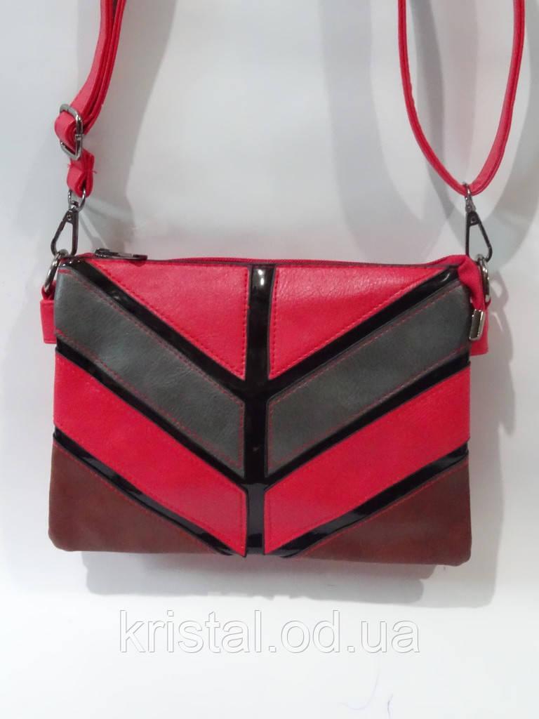 Женские сумки кросс-боди 25*18 см. №2063