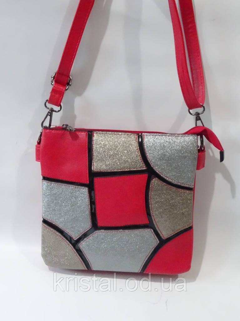 Женские сумки кросс-боди 23*22 см. №2074