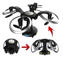 Квадрокоптер складной Sirius Alpha с WiFi и HD камерой., фото 2