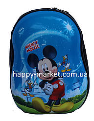 Рюкзак Ранець для дошкільника пластиковий Міккі маус 0101-12