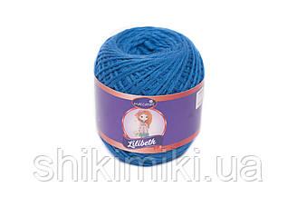 Трикотажний шнурок Lilibeth для Амігурумі 2мм, колір Електрик
