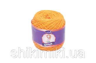 Трикотажний шнурок Lilibeth для Амігурумі 2мм, колір Помаранчевий