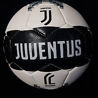 Футбольный мяч Ювентус черный, фото 1